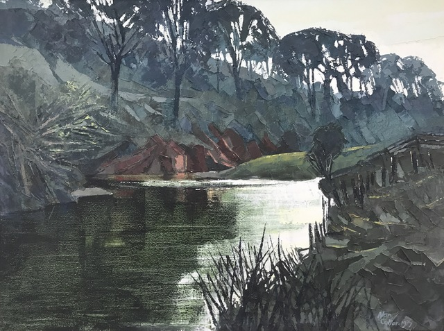 Alan Cotton, 'River Otter', 1977, Ascot Studios
