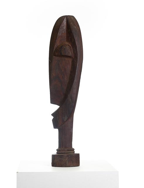 , 'Head II,' 1991, TAFETA
