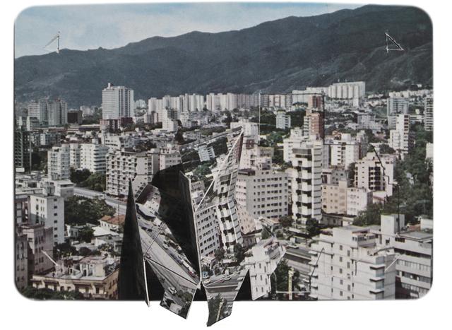 , 'Sin título (Panorámica),' 2016, Carmen Araujo Arte