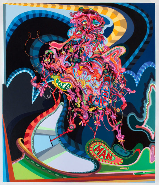 , 'Self-made Man,' 2008, Hong Kong Contemporary Art