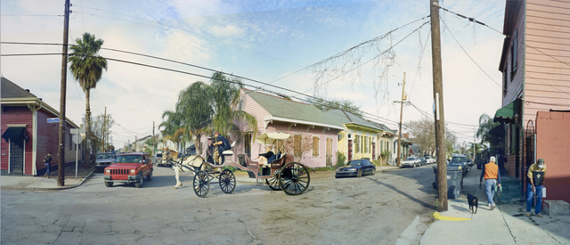, 'Burgundy Street, The Marigny, New Orleans,' 2013, CHOI&LAGER