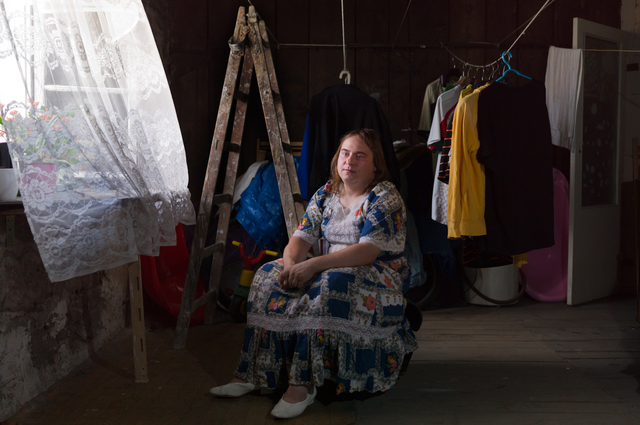 , 'Marysia, Strzelin,' 2014, Instytut Fotografii Fort