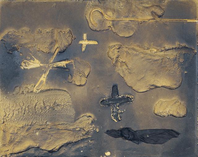 , 'Mocador negre,' 2008, Galerie Boisseree