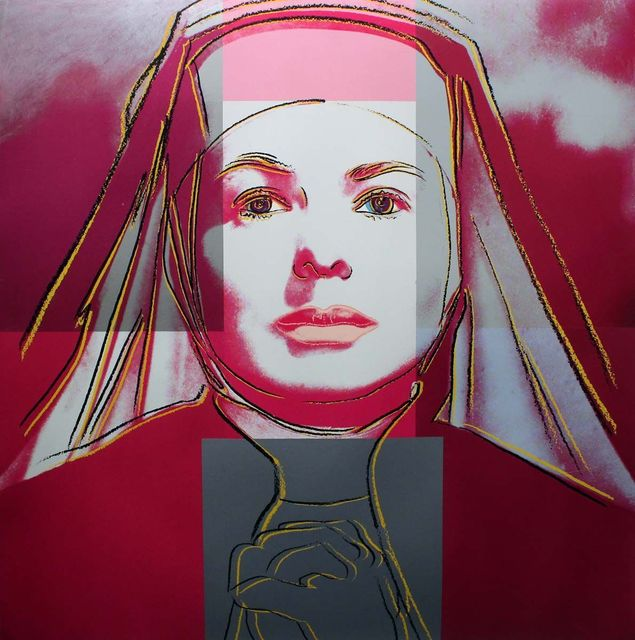 , 'Ingrid Bergman, The Nun (F&S.II.314) ,' 1983, Gormleys Fine Art