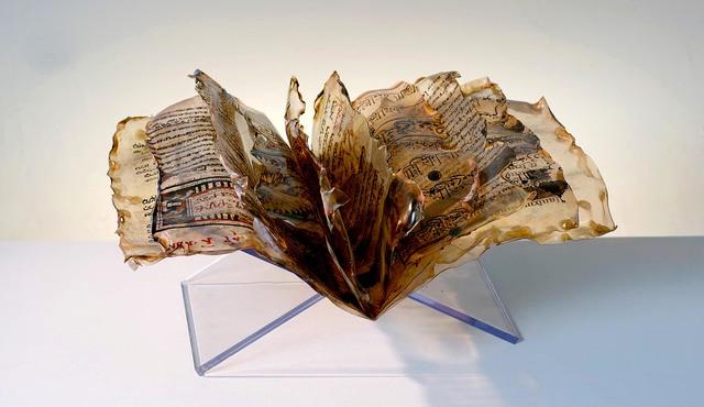 , 'Babel,' 2015, Mark Hachem Gallery