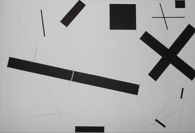 , 'Diptych. part 2,' 2000, Jorge Mara - La Ruche
