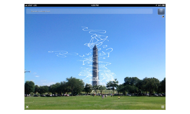 , 'Washington Monument Petition Stack (Sky Petition City series),' 2013, Kasa Galeri