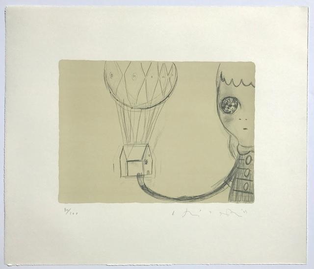 Yoshitomo Nara, 'and Hiroshi Sugito.  Omaha', 2005, Galerie C.O.A