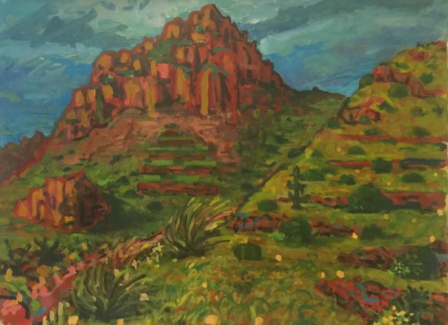 , 'Mountain,' 2018, Galería Arteconsult