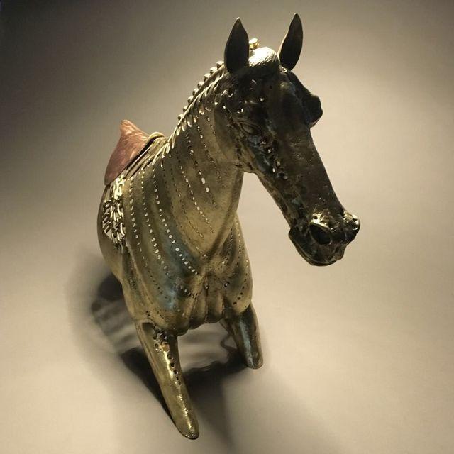 , 'Horse,' 2017, Galeri Selvin