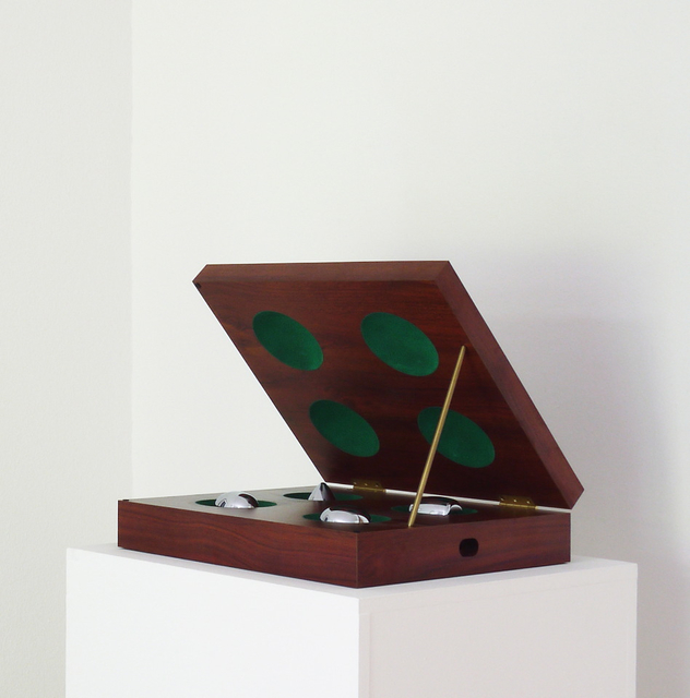 , 'Four Approximate Objects,,' 1970-1991, Mai 36 Galerie