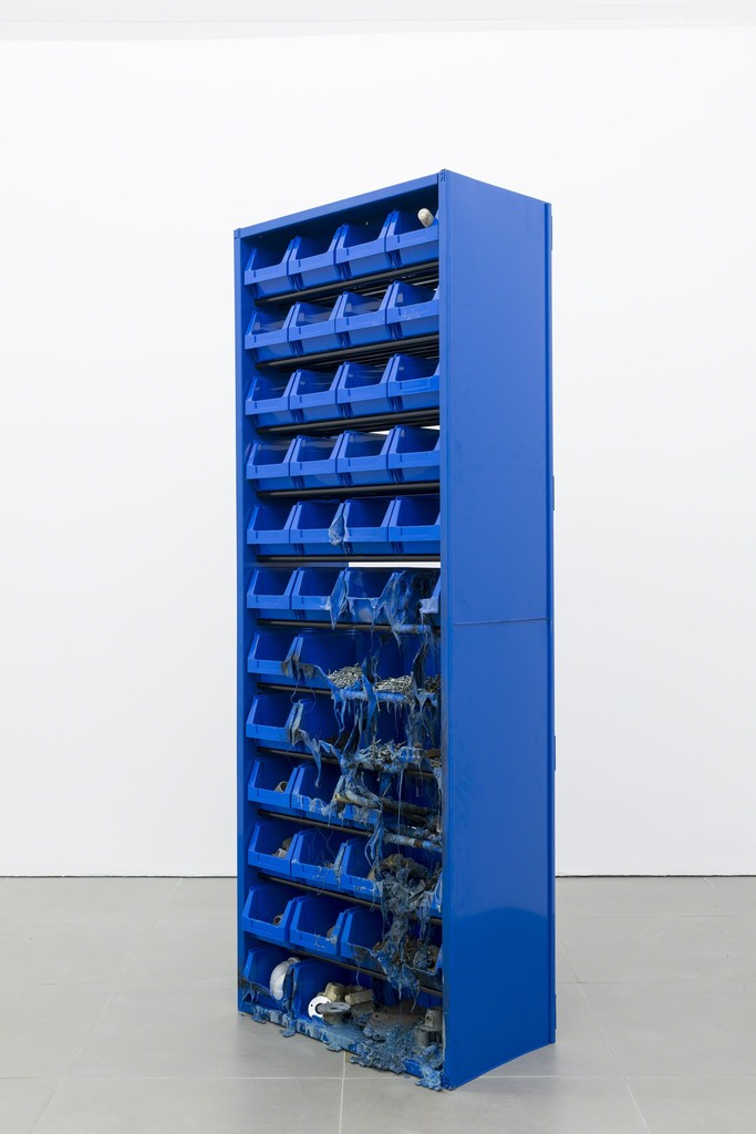 Matias Faldbakken, 'PARTS CABINET,' 2013, Simon Lee Gallery
