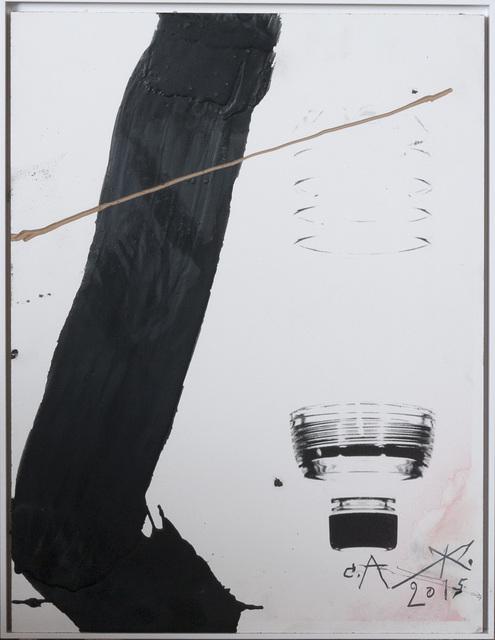 , '57th,    / 27 1/2 x 19 5/8 in ,' 2015, Galerie Bob van Orsouw
