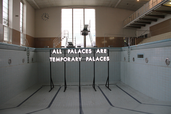 , 'All Palaces,' 2010, Madison Gallery