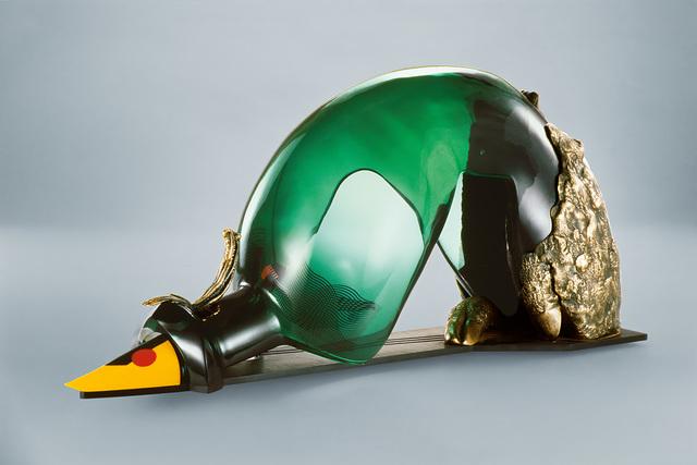 Jan Fišar, 'Mammal I', 1989, Glasgalerie Stölting