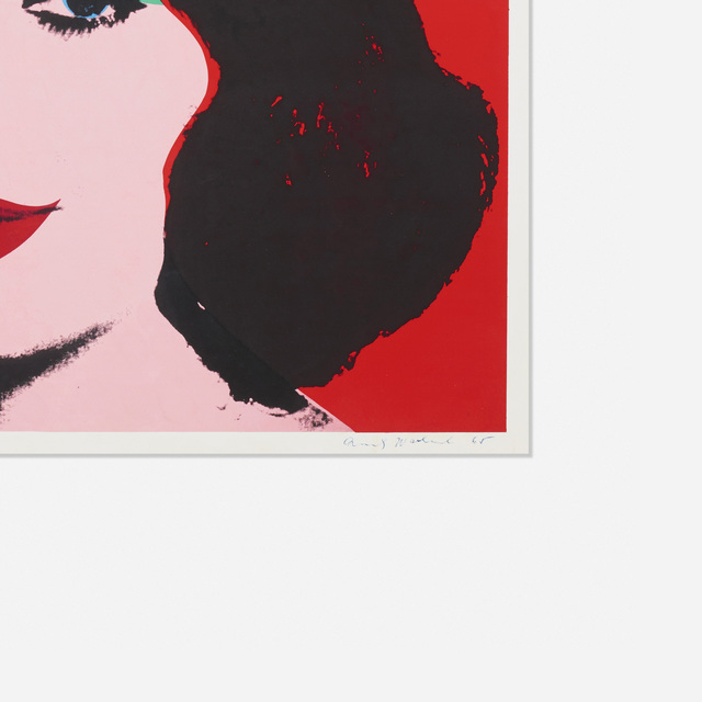 Andy Warhol, 'Liz', 1965, Print, Offset lithograph on paper, Rago/Wright