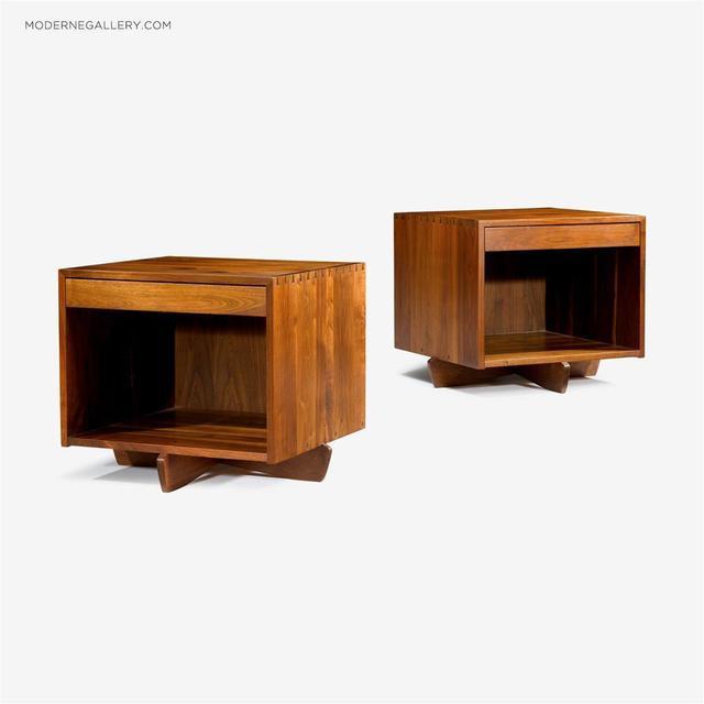 , 'Pair of Custom Swett Stands,' , Moderne Gallery