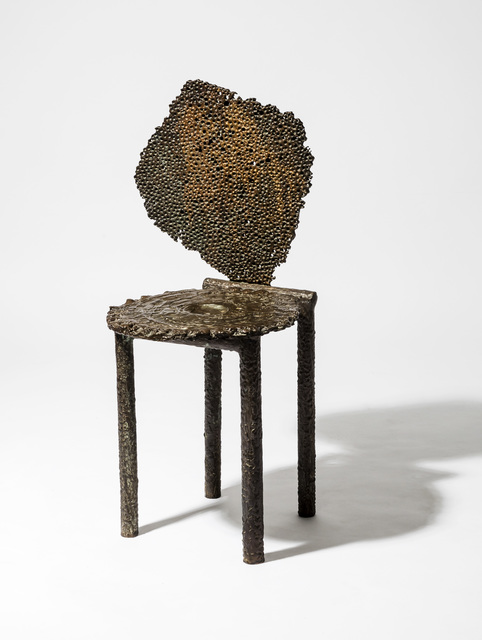 , 'Meteorite Cosmos Chair ,' 1990, David Gill Gallery