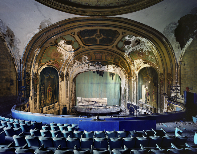 , 'Auditorium, Eastown Theatre,' 2008, Tristan Hoare