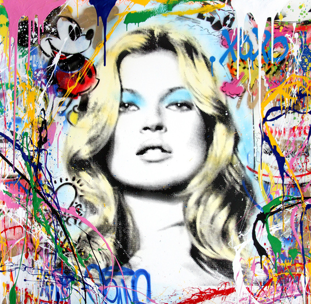 , 'Kate Moss,' 2016, Zemack Contemporary Art