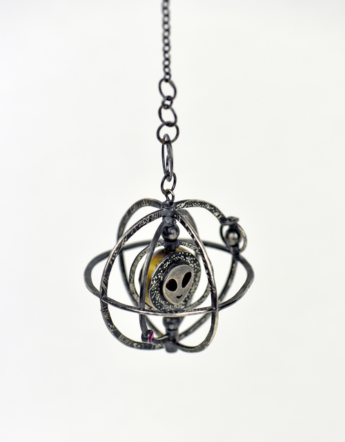 , 'One's Own Universe,' 2017, Facèré Jewelry Art Gallery