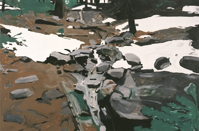 , 'Waterfall,' 2004, Museum Dhondt-Dhaenens