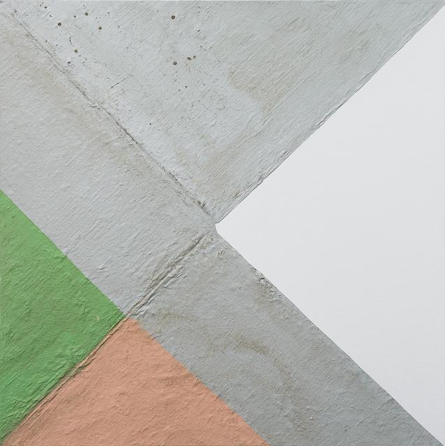 , 'Unfolded Architecture (Corner),' 2015, Steve Turner