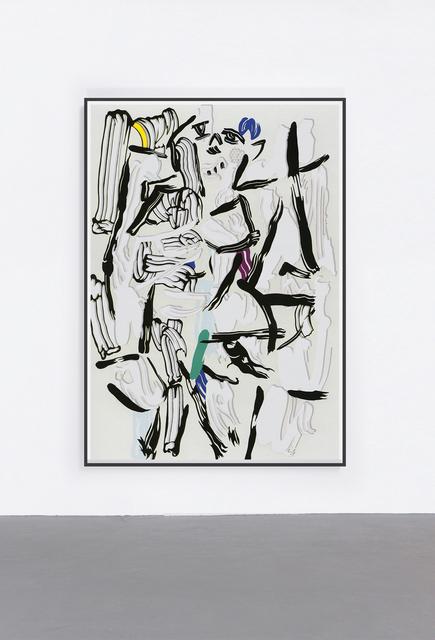 , 'Untitled (Woman III),' 2017, Galería OMR