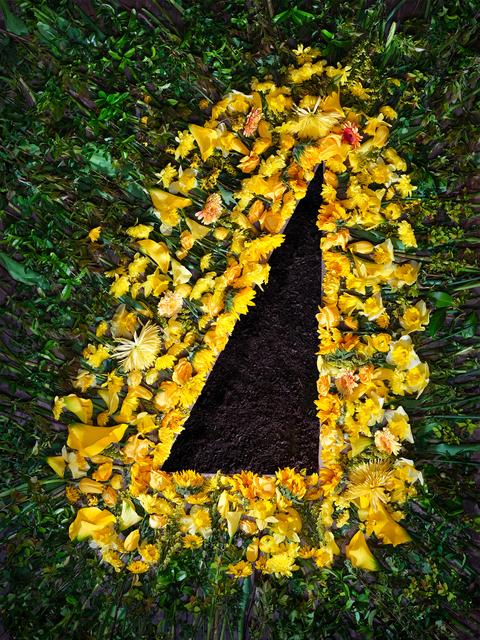 , 'Flower and Dirt (Yellow),' 2018, Winston Wächter Fine Art