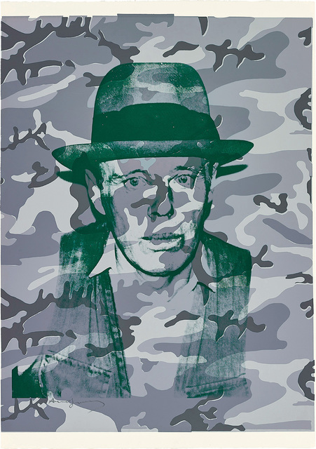 Andy Warhol, 'Joseph Beuys in Memoriam, from For Joseph Beuys', 1986, Phillips