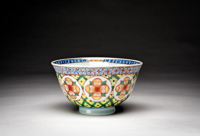 , 'Bowl/Tea Bowl with Flower Medallions,' 2010-2018, Studio 21 Fine Art