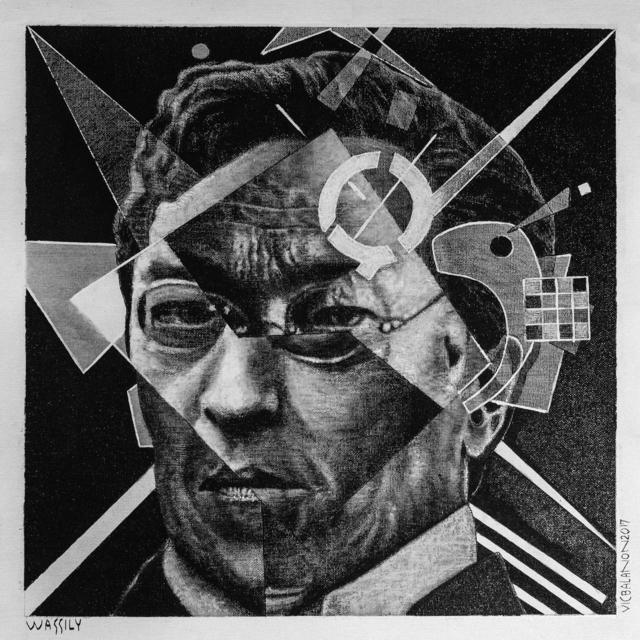, 'Wassily,' 2016, Mind Set Art Center