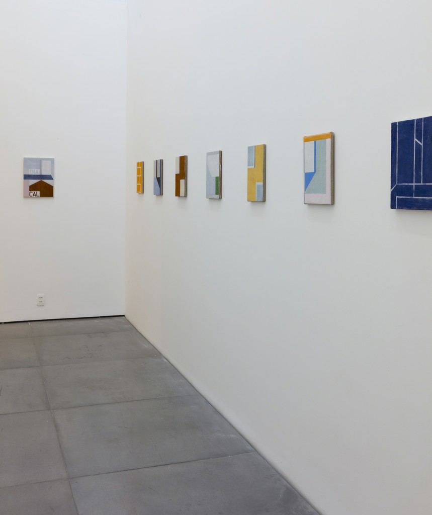 exhibition view -- galeria nara roesler rio de janeiro, 2016 -- photo pat kilgore © galeria nara roesler