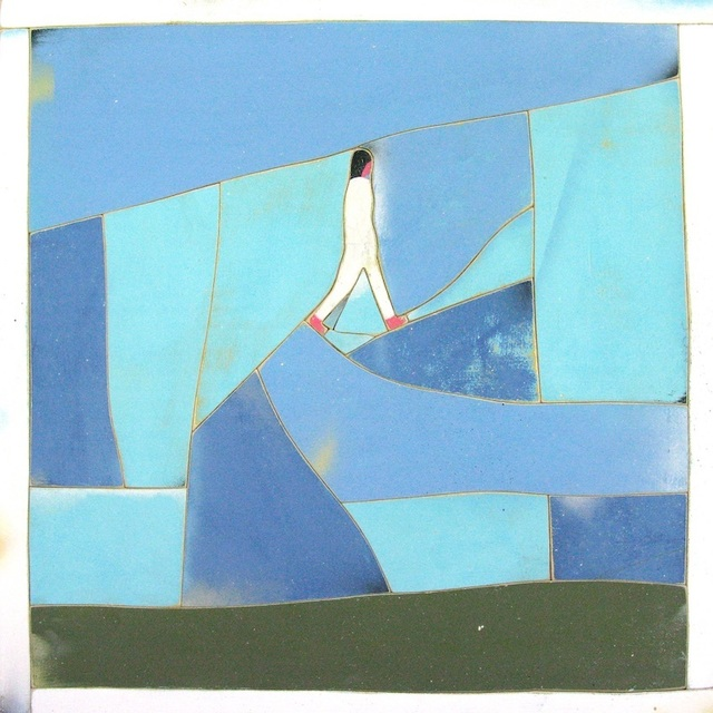 , 'Air Walker in a Blue Sky,' 2018, Gallery 16
