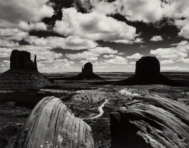 Brett Weston, 'Monument Valley', 1969, Heritage Auctions