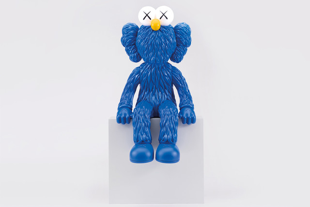 KAWS, 'KAWS, Seeing', 2018, Oliver Cole Gallery