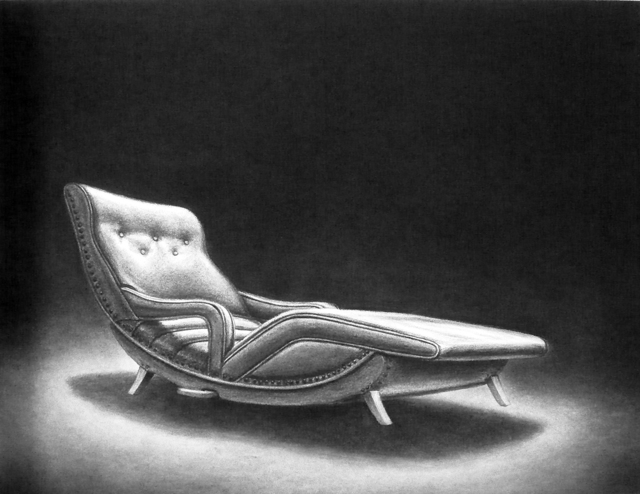 Steve Galloway, 'Lounge from the series Hover', 2009, ROSEGALLERY