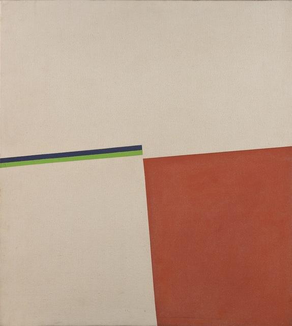 , 'Contemplation,' 1969, Robilant + Voena