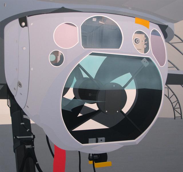 , 'Drone,' 2011, Peter Blum Gallery