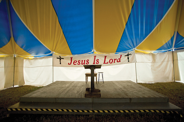 , 'Jesus Is Lord, Dallas County, AL,' 2009, Spalding Nix Fine Art