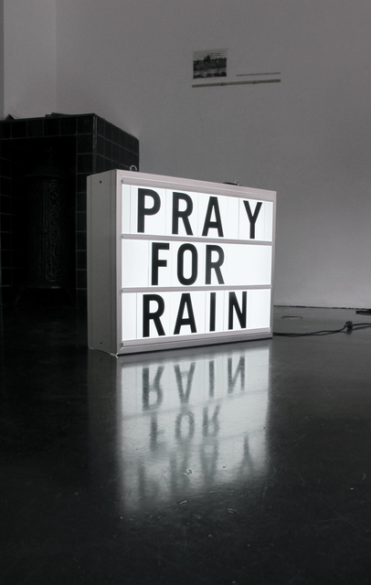 , 'Pray For Rain,' 2015, SEA Foundation