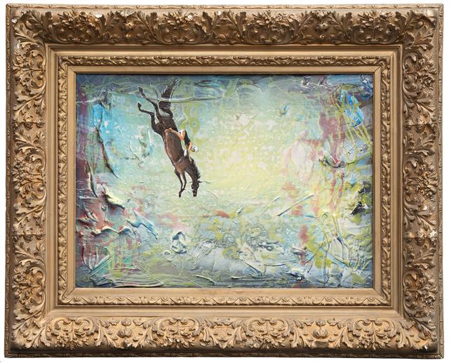 Andrea Damp, 'Shinrin-yoku (Frame 19th century) ', 2018, Galerie Barbara von Stechow