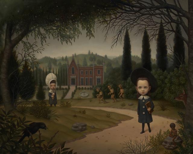 , 'Good Christian Children,' 2010, Sloan Fine Art