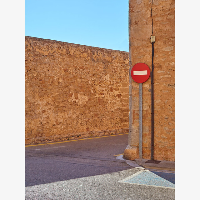 , 'Mallorca Road Sign 3,' 2016, Tappan