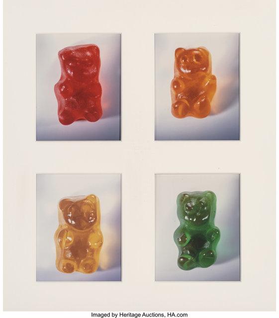 Vik Muniz, 'Gummy Bears, set of four', 2002, Heritage Auctions
