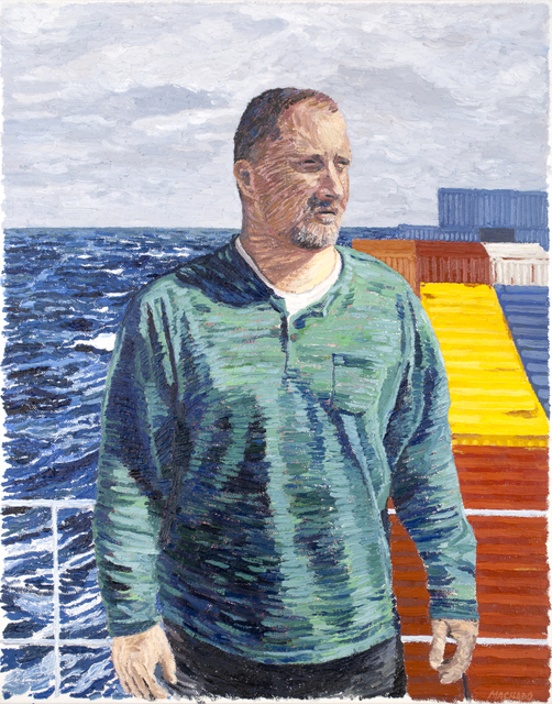 , 'Earl, AB,' 2018, K. Imperial Fine Art