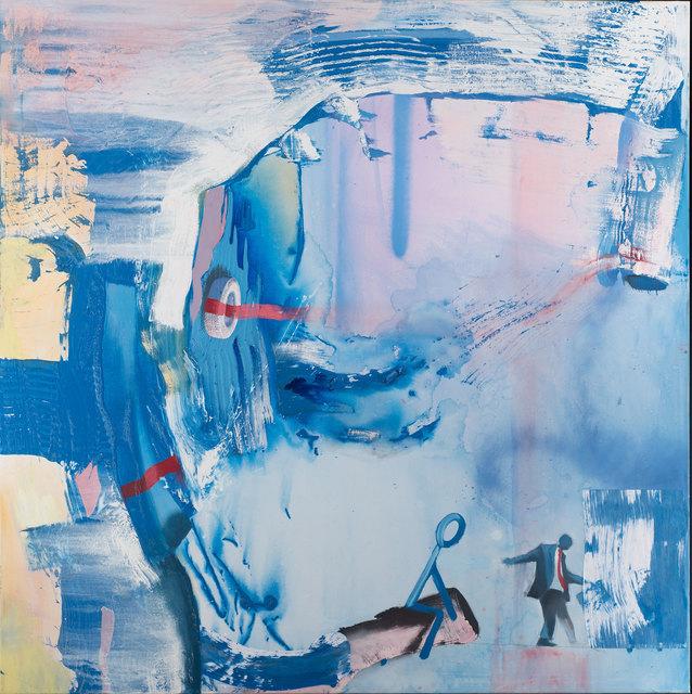 , 'Hit and Run,' 2017, Weinstein Gallery