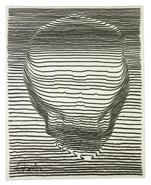 , 'Omicron XV,' 2015, Hans Alf Gallery