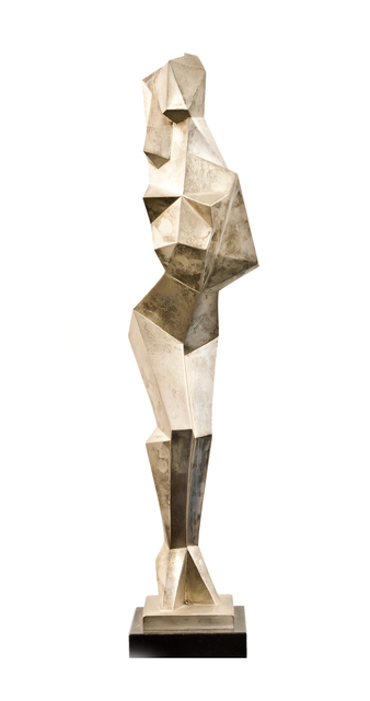 Jim Ritchie, 'Cubist Nude 102, ed. 2/8', 1994, Adelson Cavalier Galleries