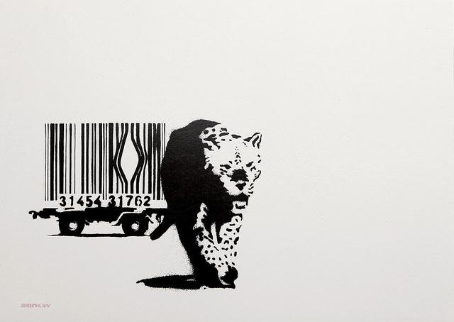 , 'Barcode,' , Gormleys Fine Art